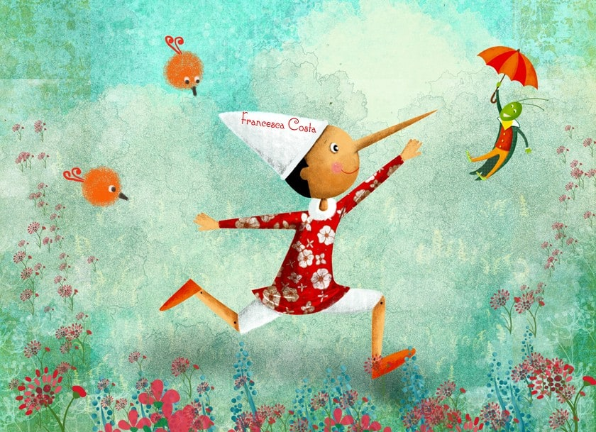 Pinocchio di Francesca Costa