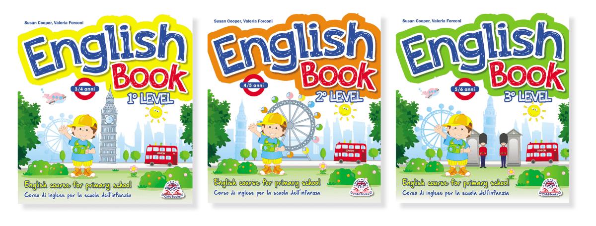 album ENGLISH BOOK