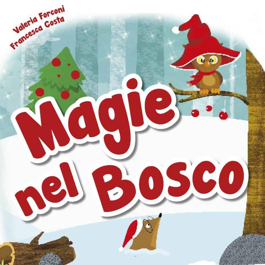 magie nel bosco copertina