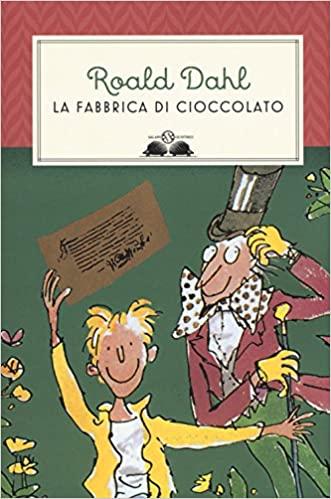 La fabbrica di cioccolato - copertina